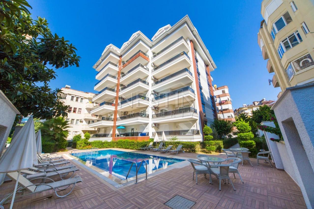 Роскошная квартира 1+1 в новой резиденции у пляжа Клеопатры